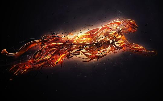 Abstract_Flame_Cheetah_Wallpaper-1680x1050